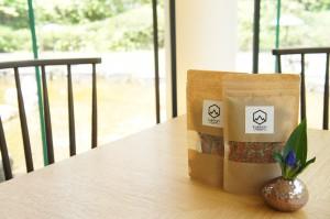 漢方カフェkakkonオリジナル茶は『漢方美生』よりご購入できます。こちら